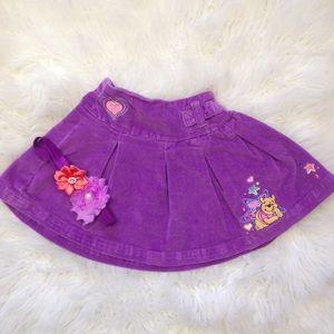 5/$25 🎀 Disney purple corduroy skirt